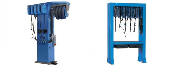 Slangupprullare / Kabelupprullare 1